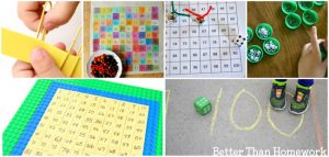 Kindergarten Math: Counting to 100 by Ones and Tens