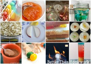 Fun Kitchen Science Experiments for Kids