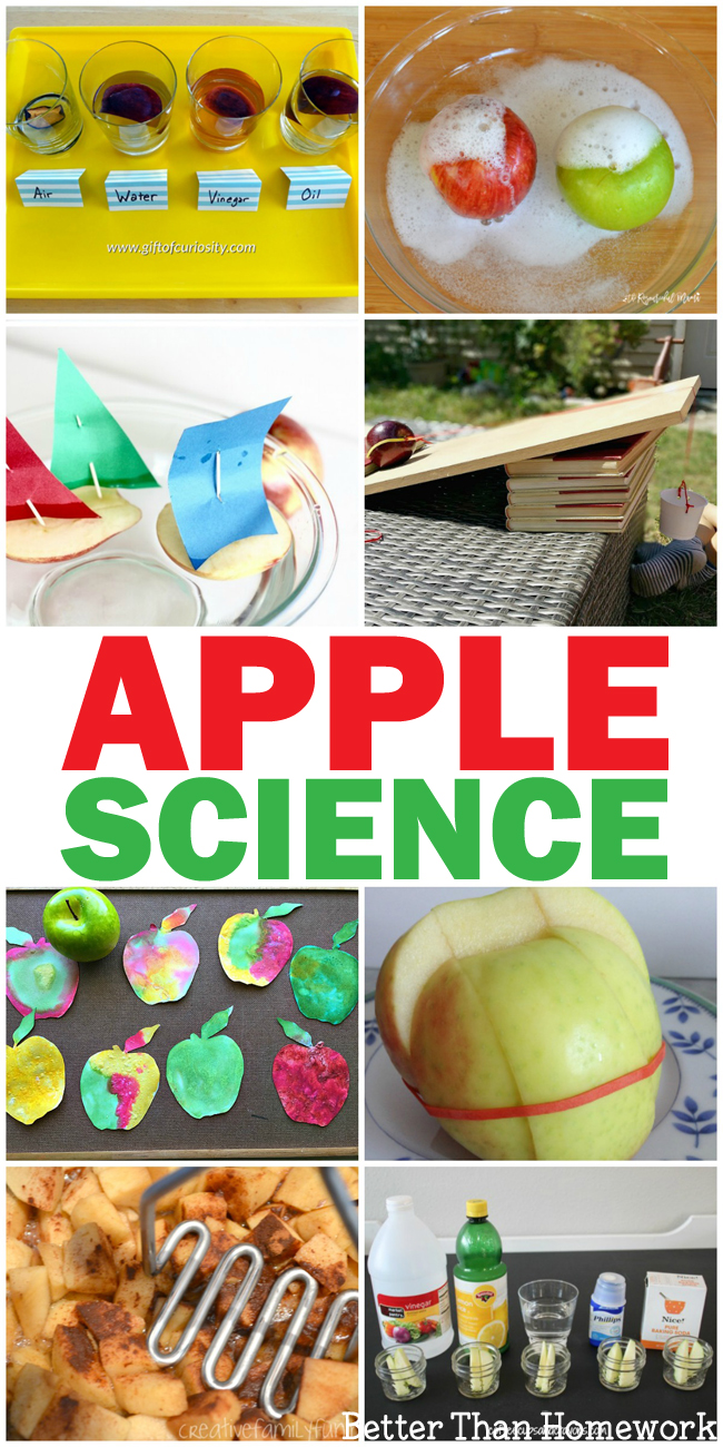 Awesome apple science experiments better than homework learn and have fun with one of these awesome apple science experiments for kids this forumfinder Images