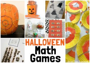 Fun Halloween Math Games